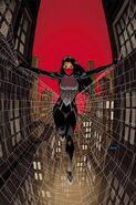 Silk-comic cover