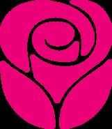 Rose Entertainment Symbol