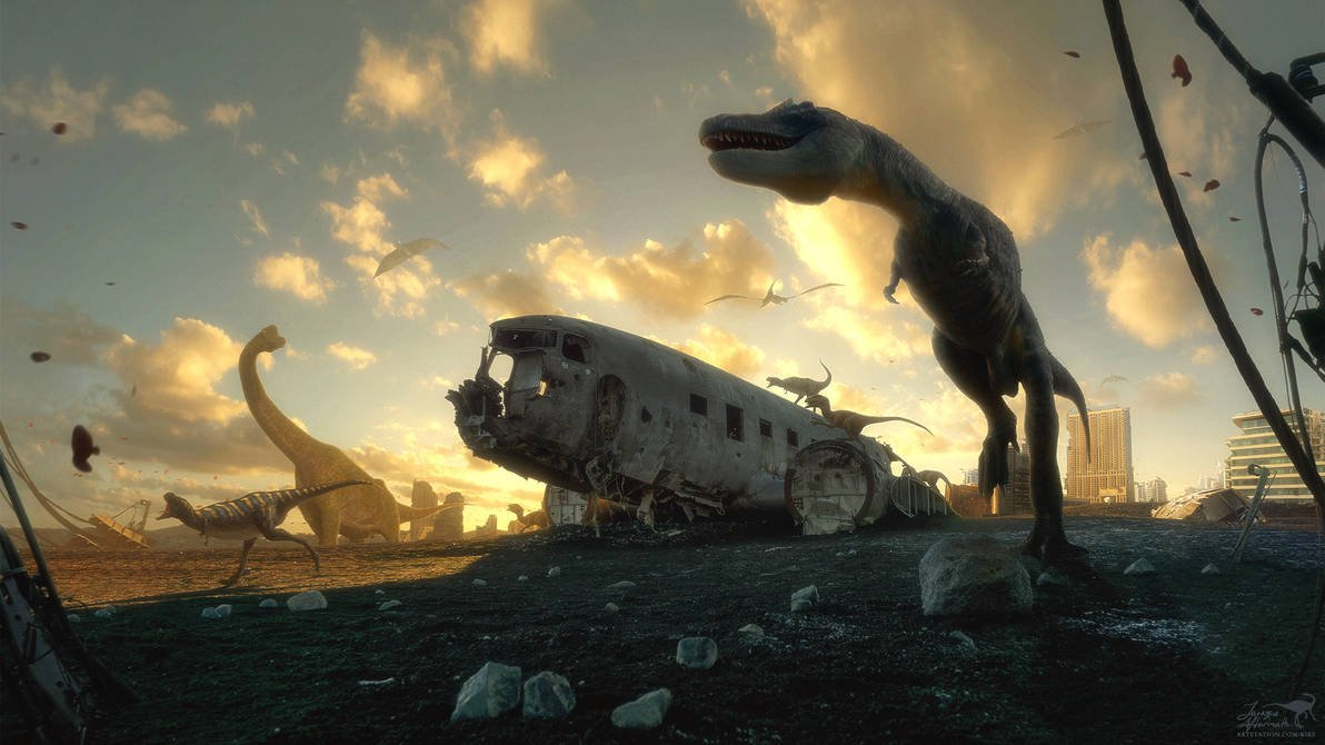Neo Jurassic World