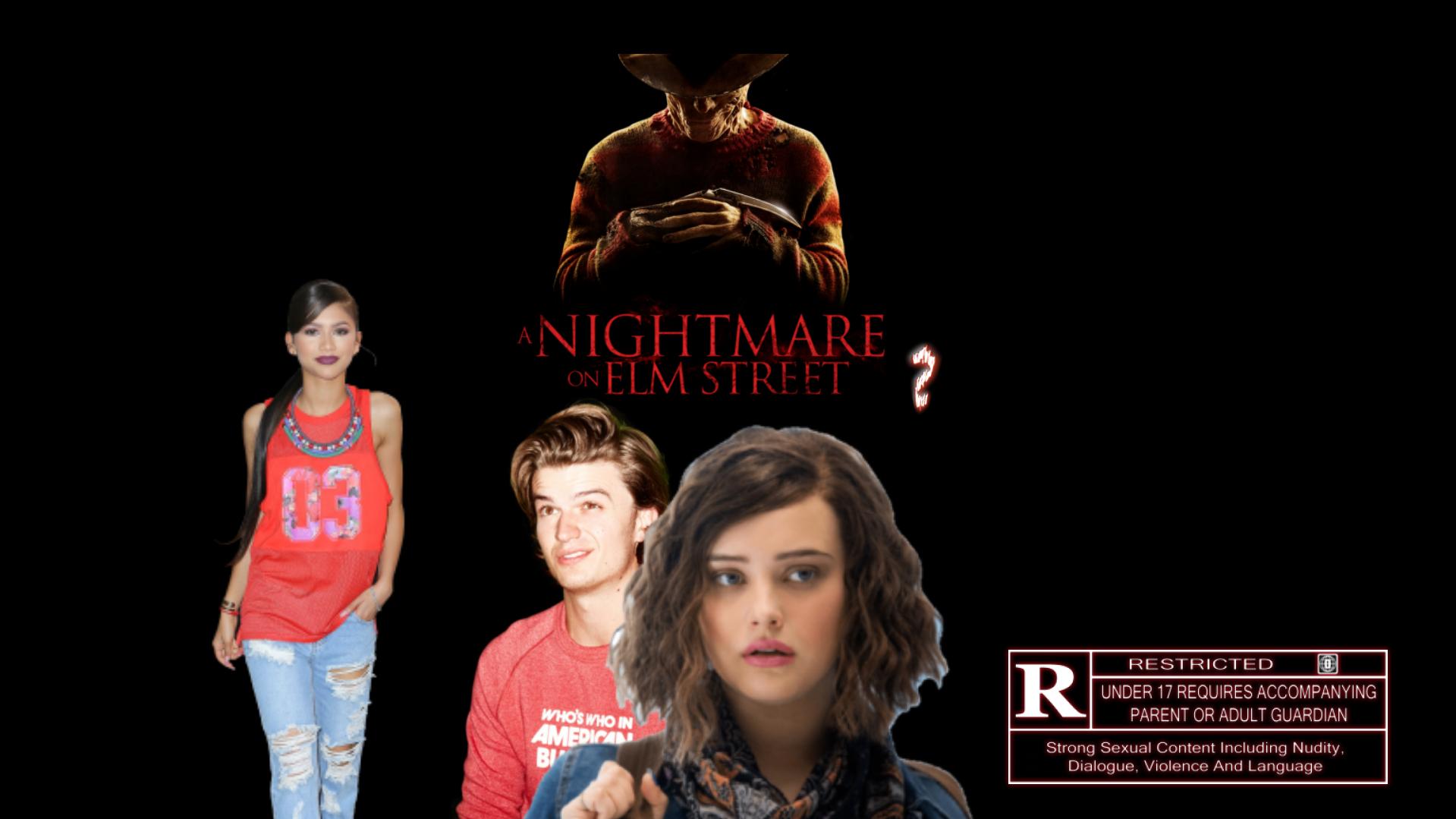 A Nightmare On Elm Street 2: Freddy's Back!