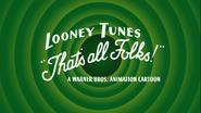 Looney Tunes closing (Green)