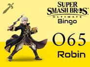 Robin SSBU Bingo