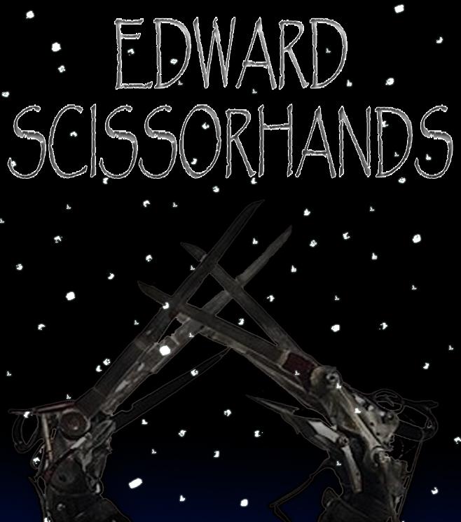 Edward Scissorhands (2013 Remake)