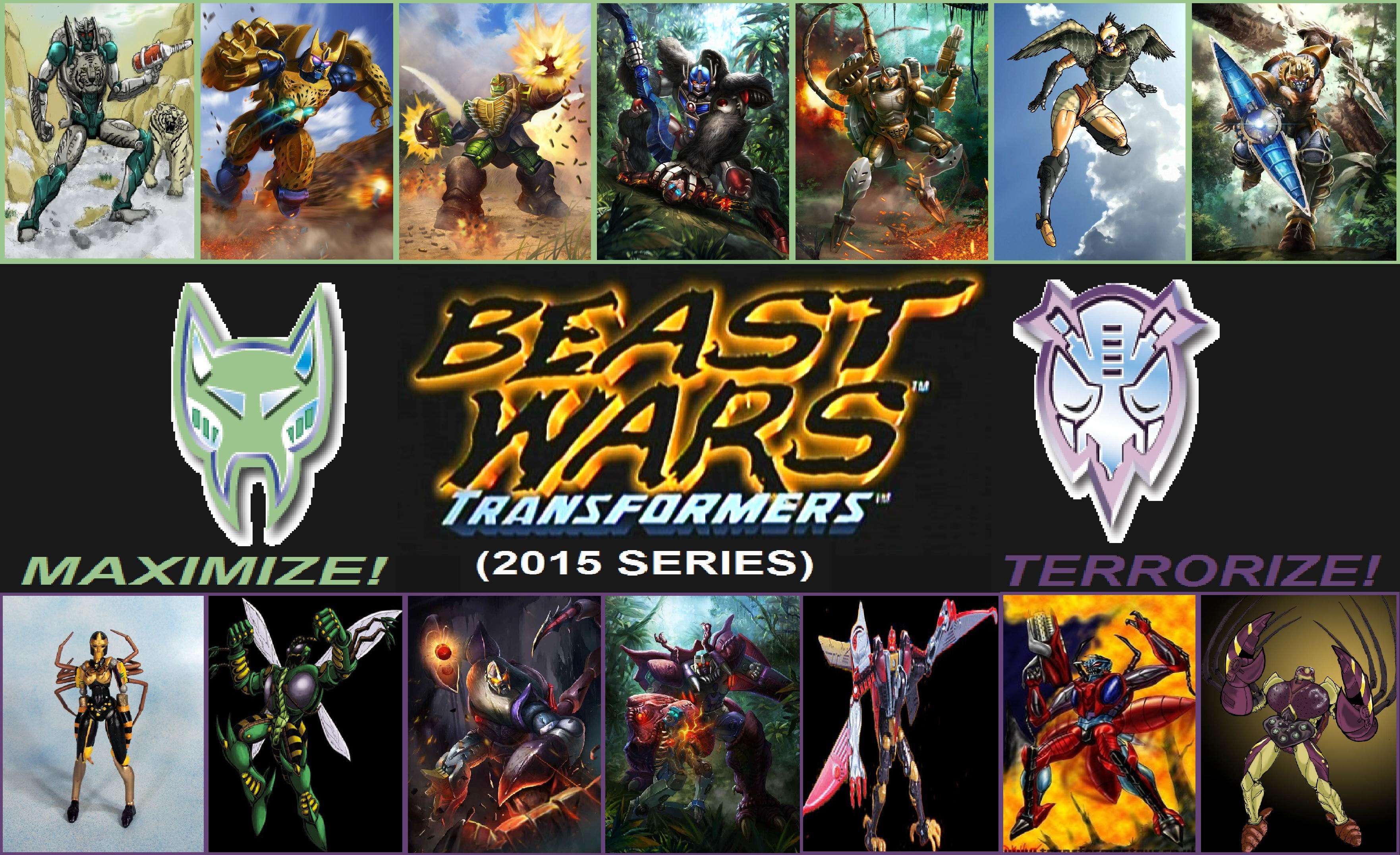 Beast Wars: Transformers (2015 Series)