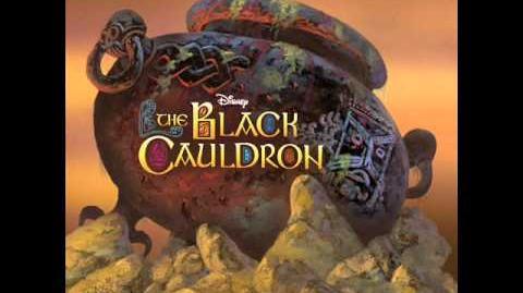 11. Eilonwy - The Black Cauldron OST