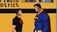 Superboy and Superman