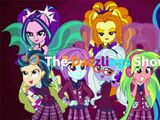 The Dazzlings Show