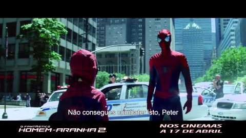 """""""O Fantástico Homem-Aranha 2"""" - TV Spot 5 (Portugal)"""