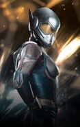 Hope Van Dyne (Earth-199999) from Ant-Man and the Wasp (film) promo art 001