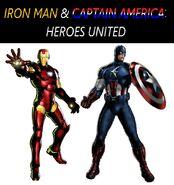 Iron Man & Captain America Heroes United