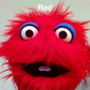Red Fuzzball