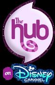 The Hub on Disney Channel (2020) Logo