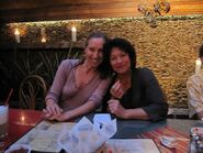 Alice Dinnean and Christine Papalexis 2012