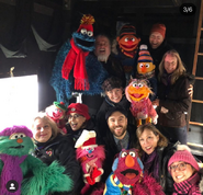 Macy's parade 2019 Muppet performers (1)