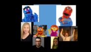 Macy's Parade 2020 (Idea Number 2) Sesame Street Behind the Scenes part 3