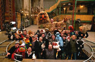 The Muppets (2011) Cast
