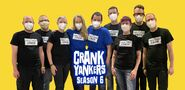 That's a wrap on season 6 of Crank Yankers! A big congrats to all involved, including the puppeteers, some of who are pictured below! (And thank you, Charles Papert, for the excellent photoshop work on this image!)