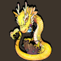 Pupil goldendragon