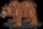 Monster Beast LargeScarredBear.png