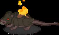 Monster Beast BurningRatGiant.png