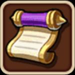 Senior Quest Scroll