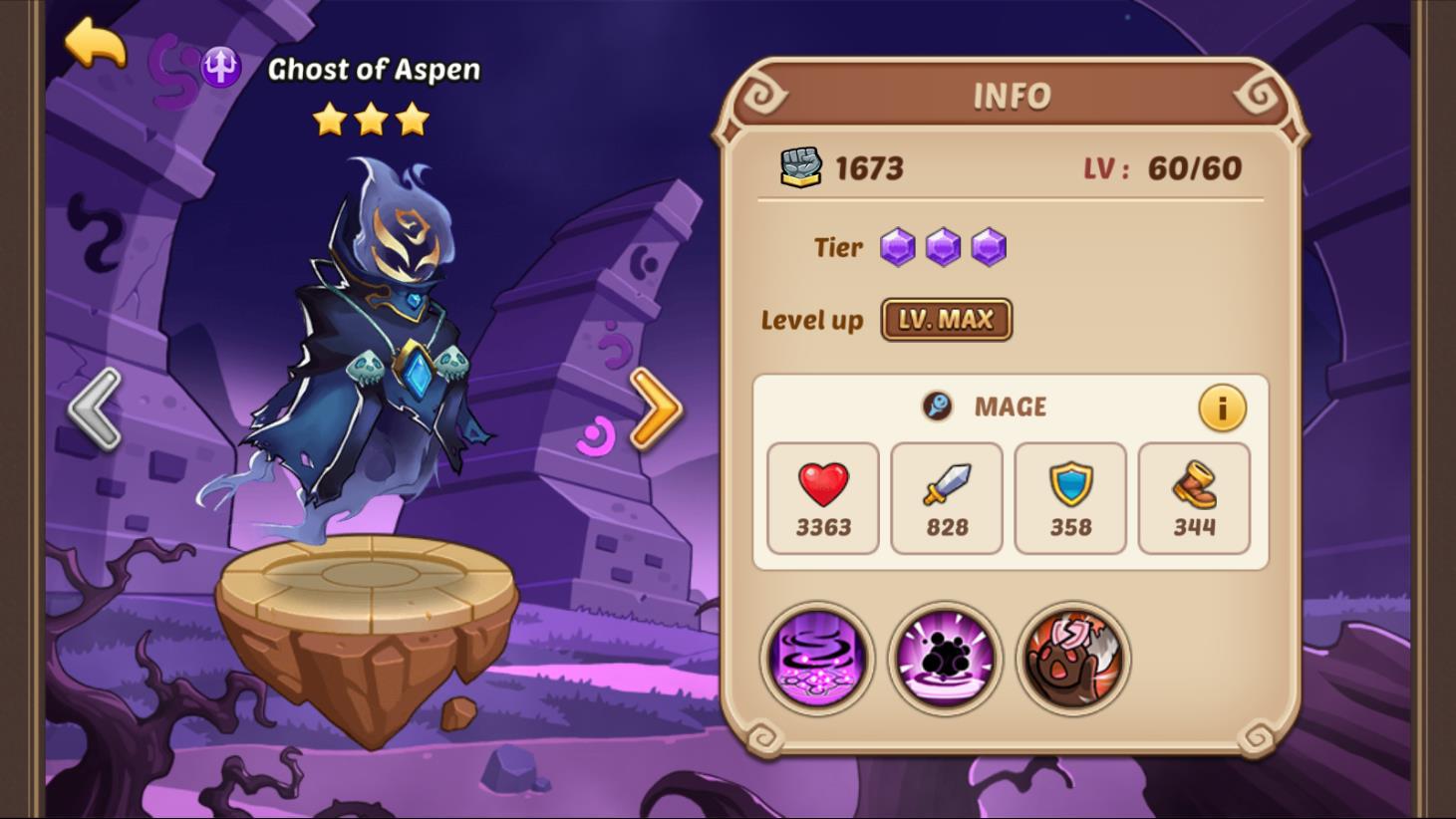 Ghost of Aspen