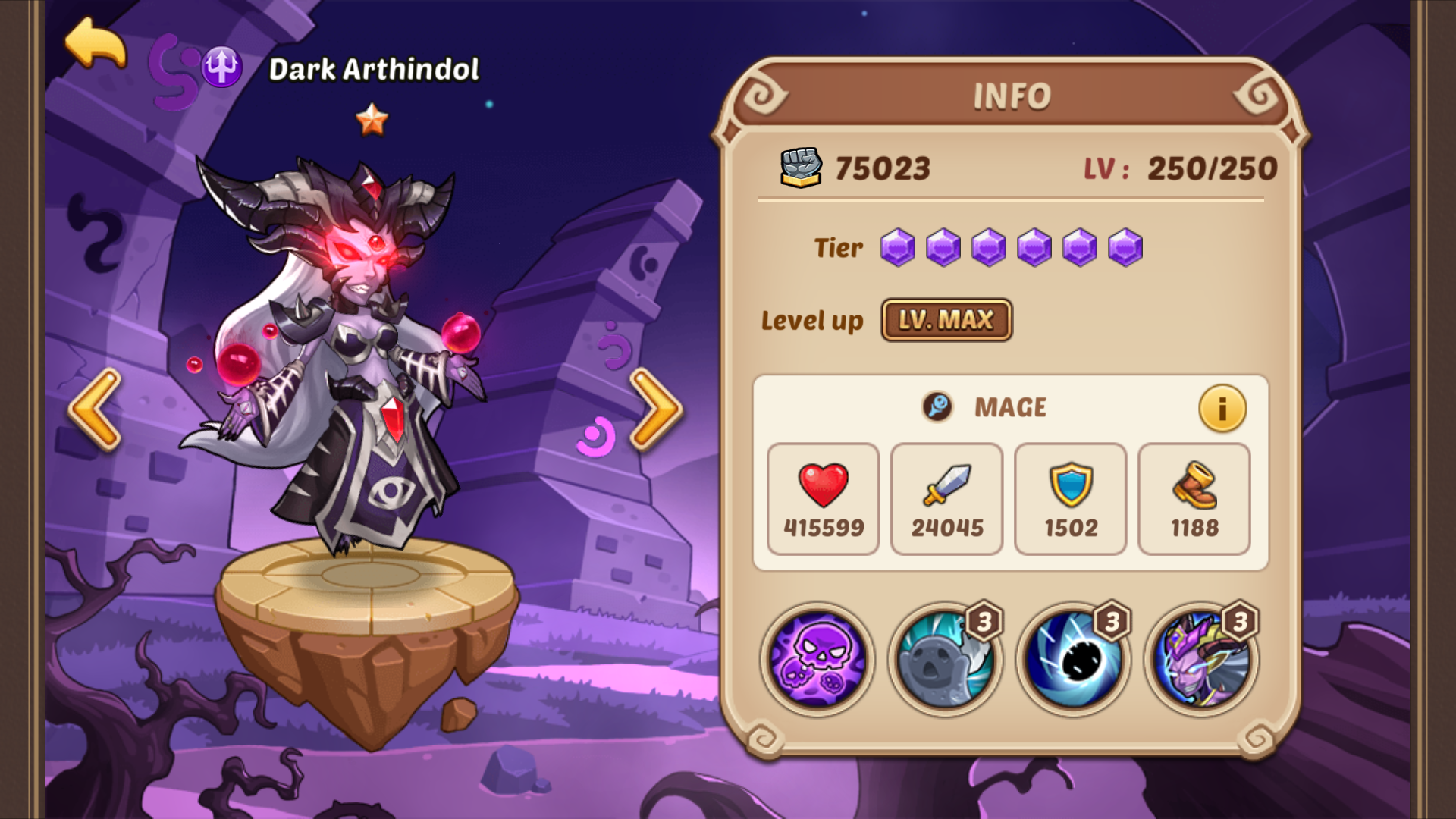 Dark Arthindol