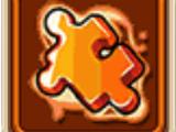 Orange Exclusive Artifact Fragment