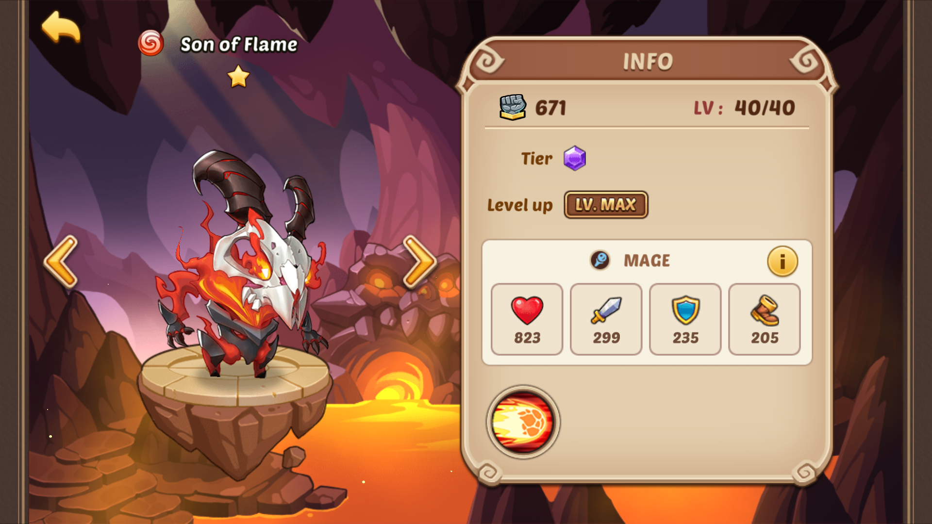 Son of Flame