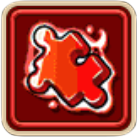 Red Exclusive Artifact Fragment