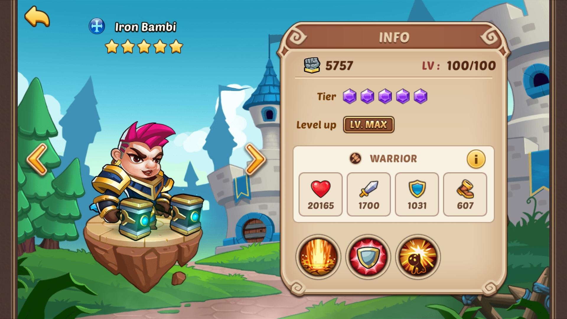 Iron Bambi