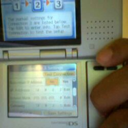 Cara buat WiFi Network utk main Nintendo DS Online dengan Mac