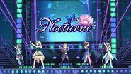 「デレステ」Nocturne (Game ver
