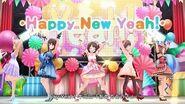 「デレステ」Happy New Yeah! (Game ver