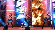 「アイドルマスター ミリオンライブ! シアターデイズ」ゲーム内楽曲『Raise the FLAG』MV