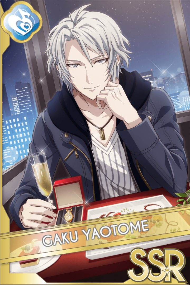 Gaku Yaotome (White Day)
