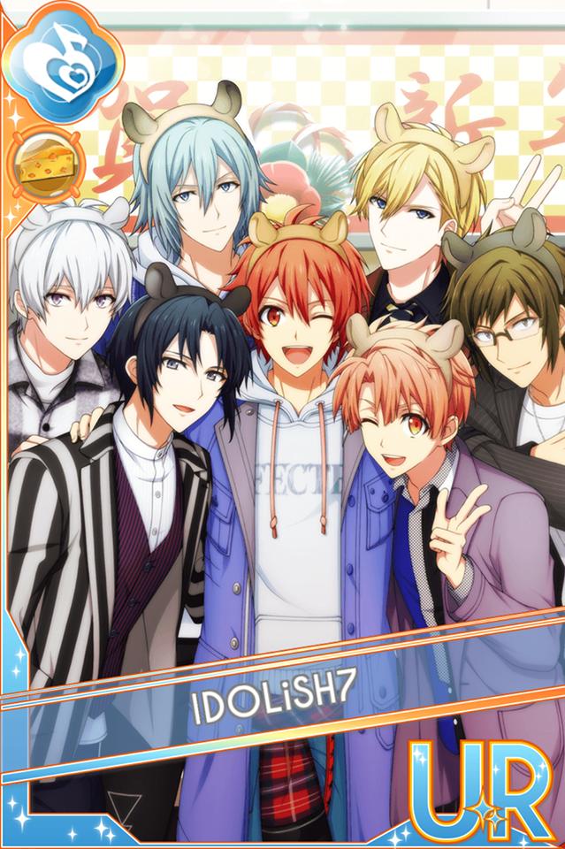 IDOLiSH7 (Happy New Year 2020)