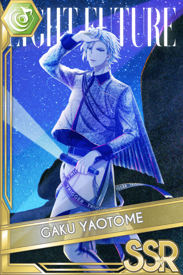 Gaku Yaotome (LIGHT FUTURE)