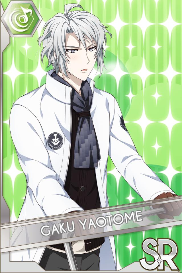 Gaku Yaotome (White Special Day!)