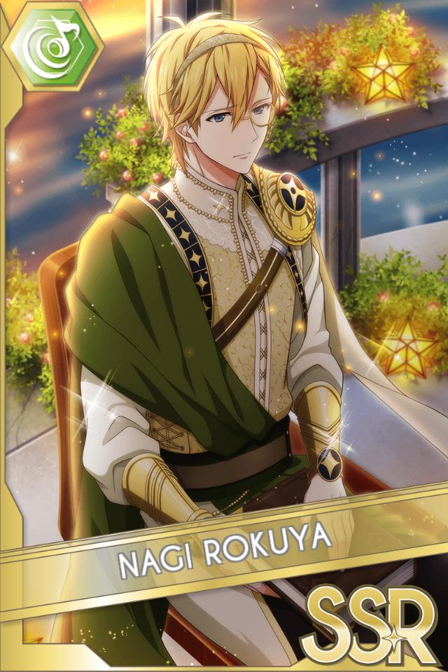 Nagi Rokuya (Celestial Pilgrimage)