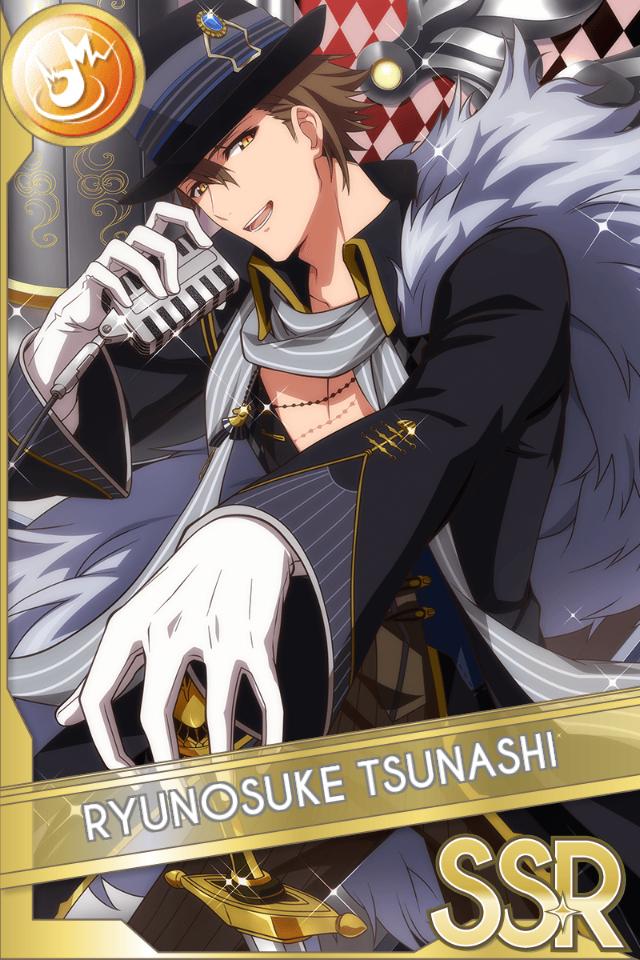 Ryunosuke Tsunashi (black side)