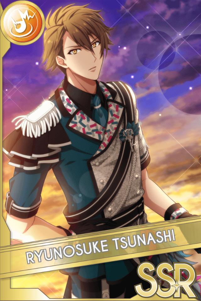 Ryunosuke Tsunashi (REUNION)