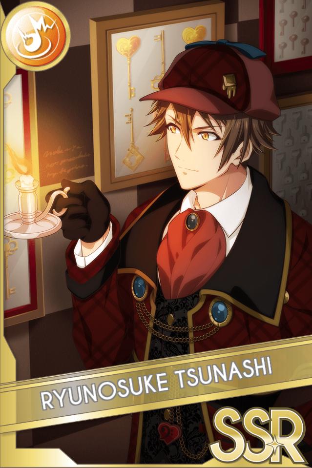 Ryunosuke Tsunashi (Valentine Great Escape)