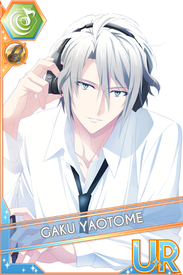 Gaku Yaotome (Music in Your Thoughts)