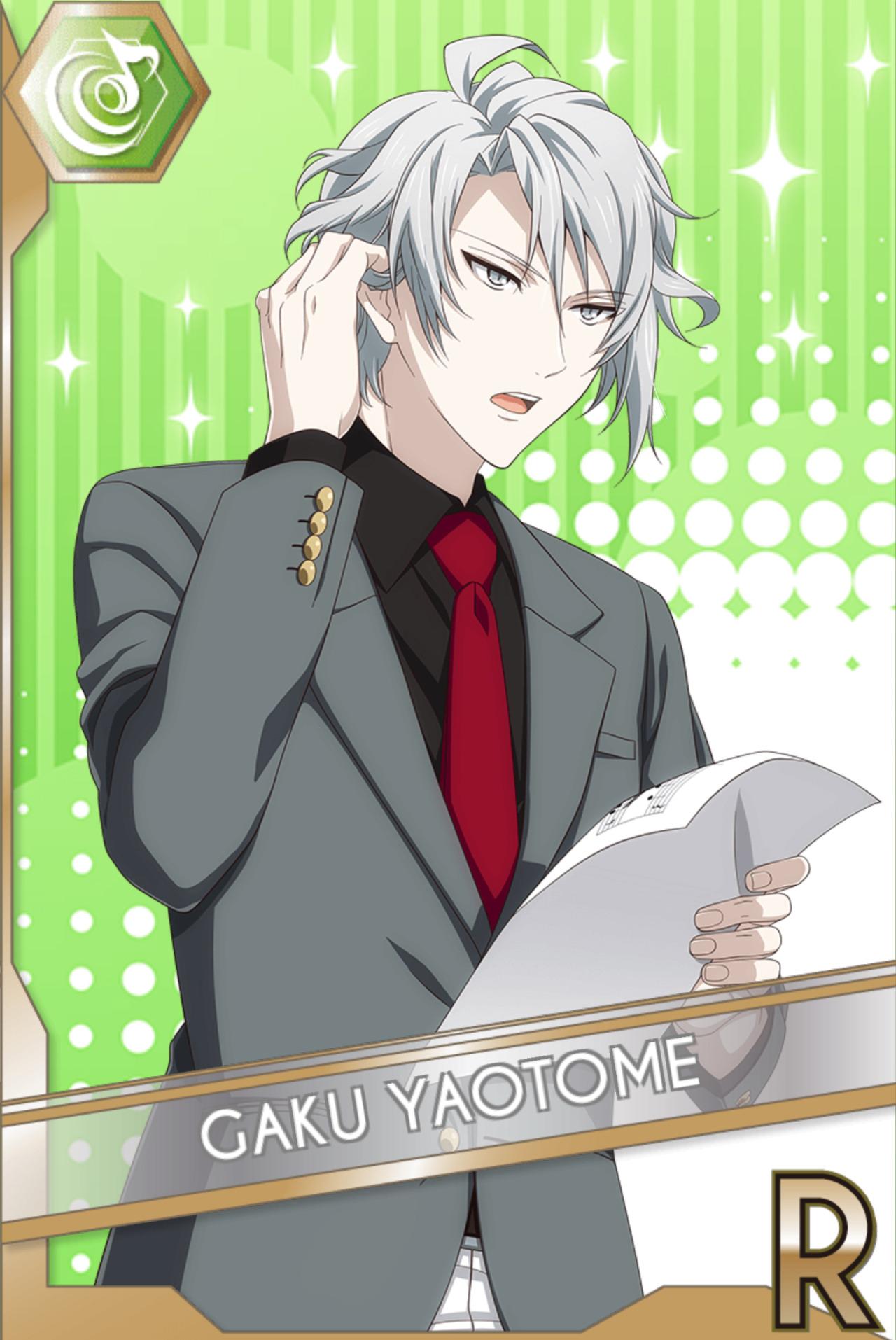 Gaku Yaotome (Trigger Academy)