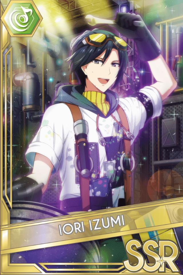 Iori Izumi (BROADWAY)