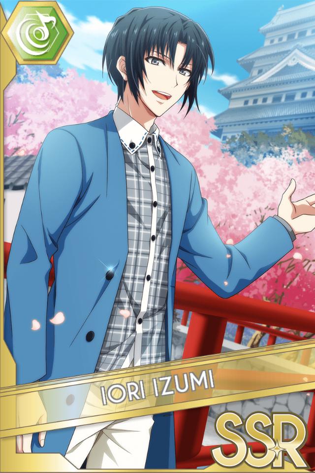 Iori Izumi (bnOURS! in Hanabuki Castle)