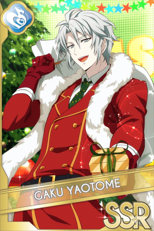 Gaku Yaotome (Christmas)