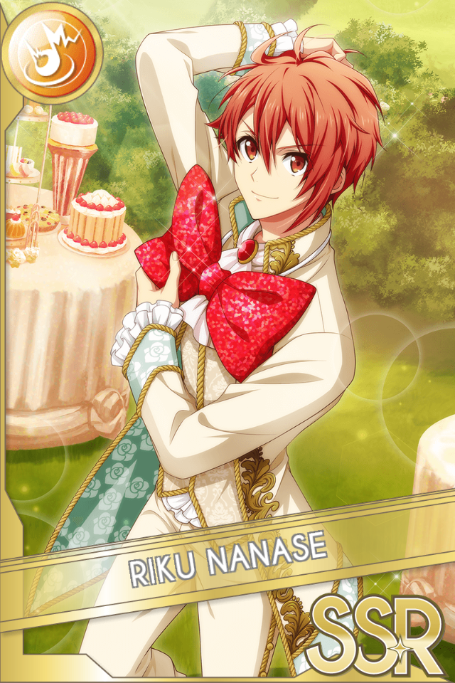 Riku Nanase (Tea Party)