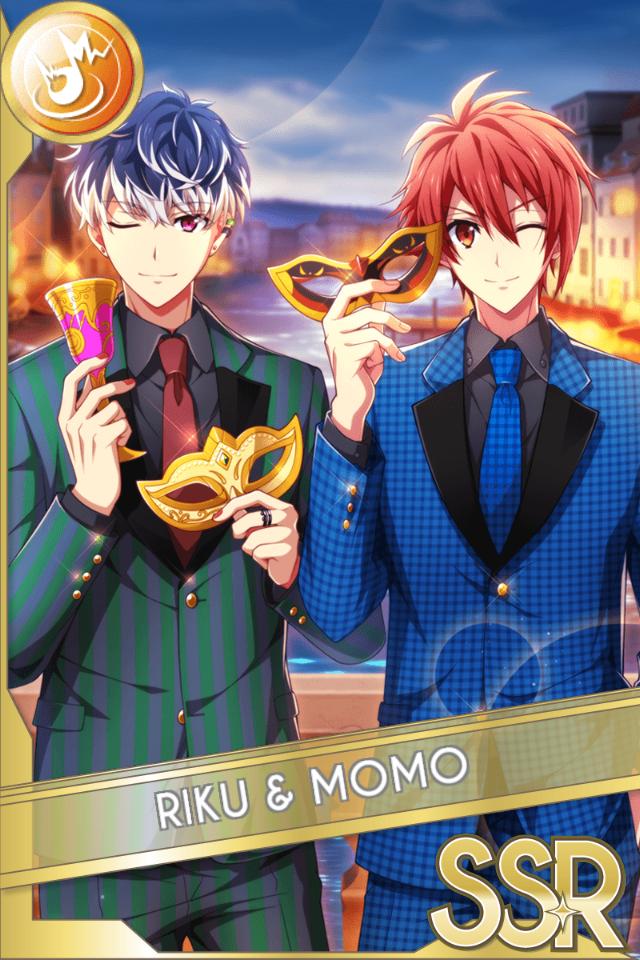 Riku & Momo (ShuffleTalk 2019)